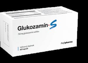 Glukozamín Sulfát Profipharma
